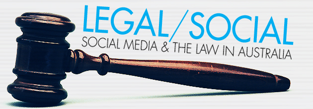 social media legal implications and perspective Social media law bulletin for the legal implications of social media special situations law for developments in special situations law in canada zone of insolvency for the latest bankruptcy, financial restructuring and insolvency developments.